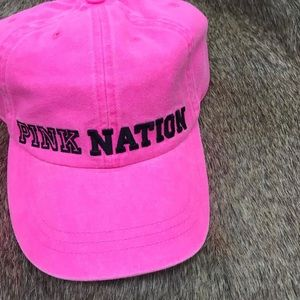 Pink Nation VS Cap